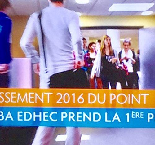 EDHEC Nice 10/2016